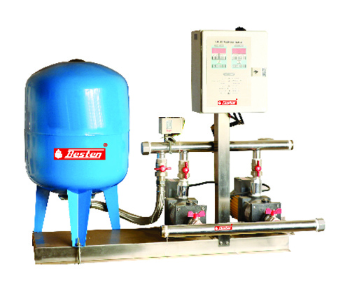 Twin Pump Booster System