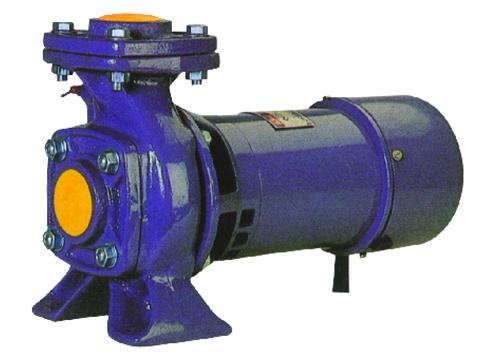Centrifugal Monobloc Pumps - Three Phase